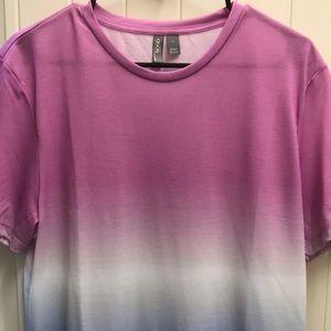 Ombré regular fit shirt